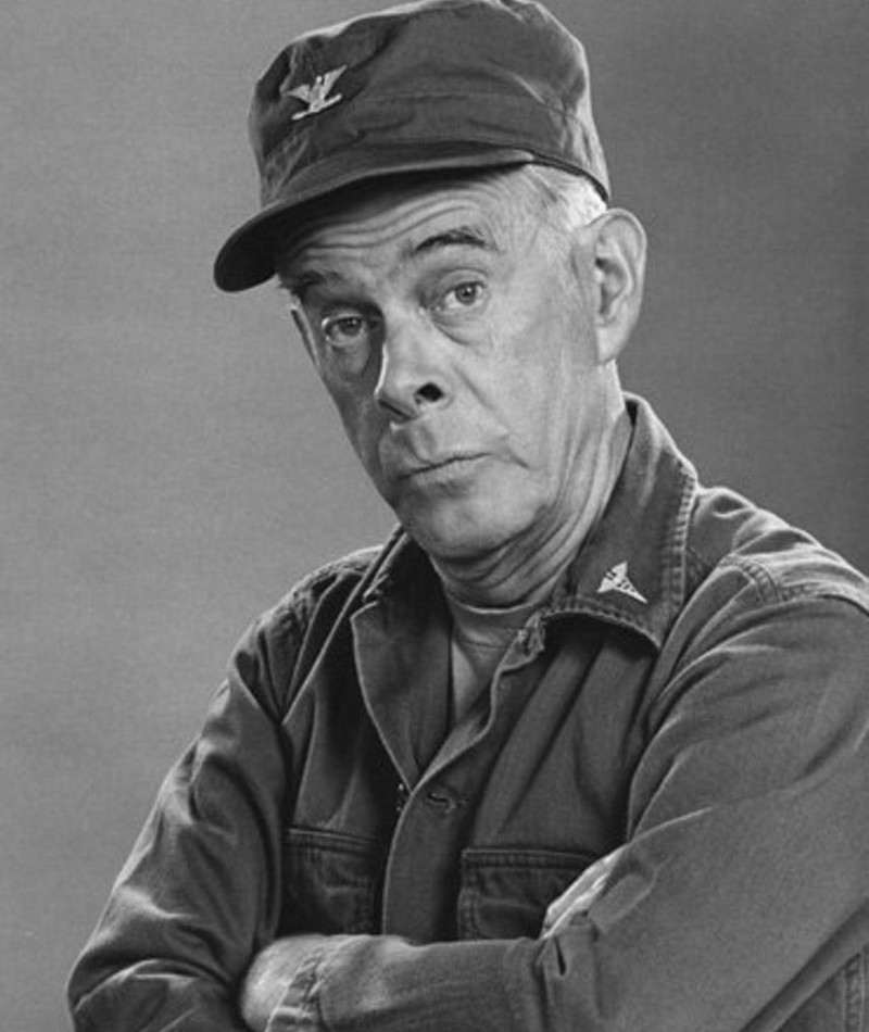 Photo of Harry Morgan