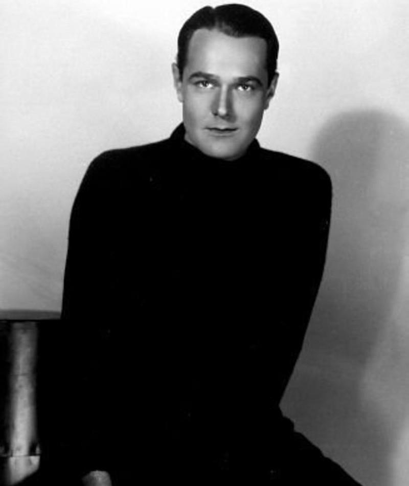 Photo of William Haines