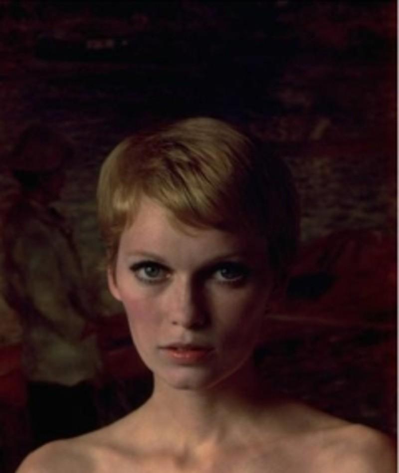 Photo of Mia Farrow