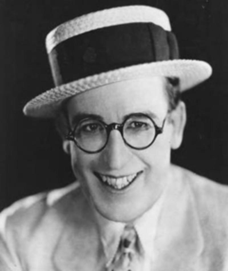 Photo of Harold Lloyd