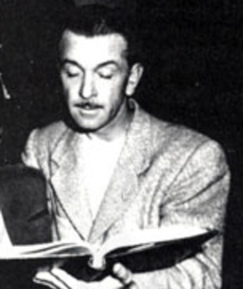 Photo of John English