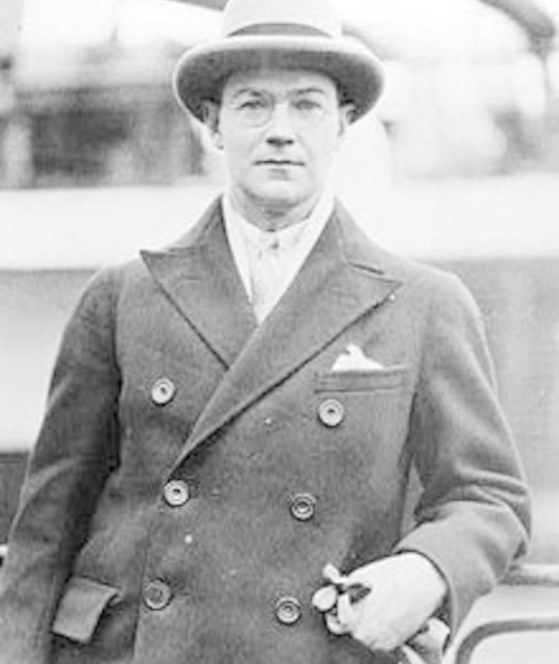 Photo of Philip Barry
