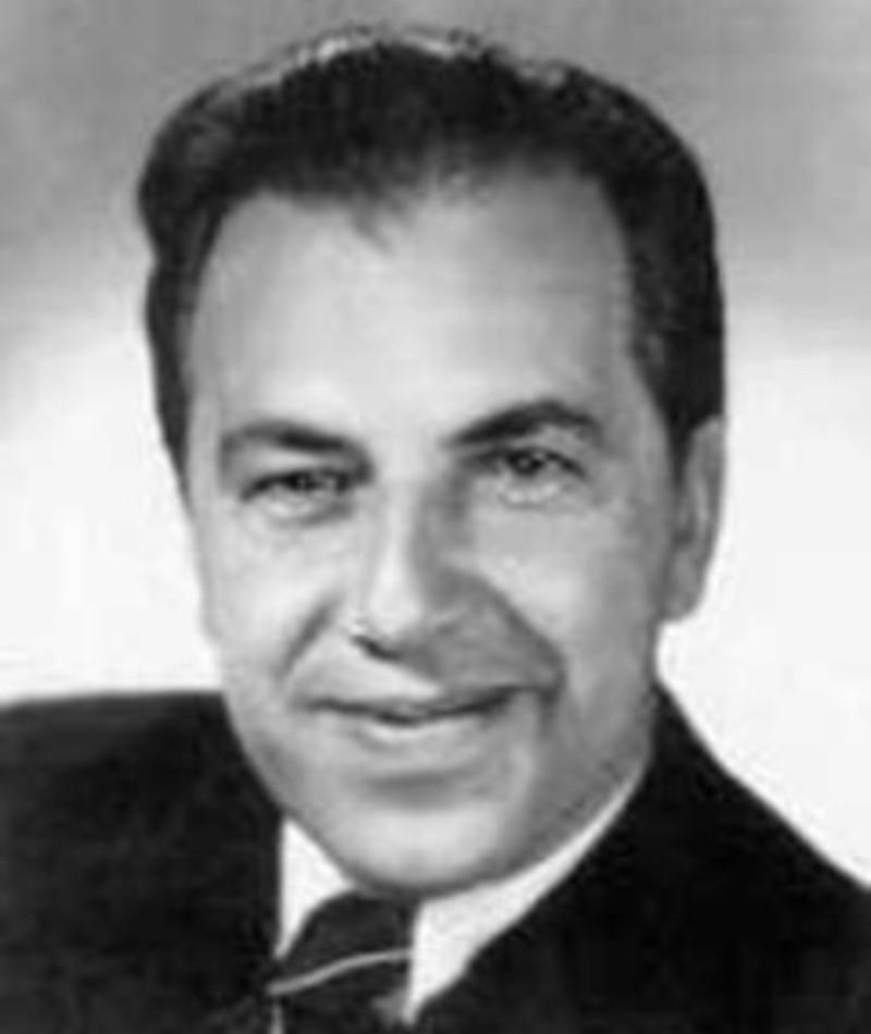Photo of Hans J. Salter