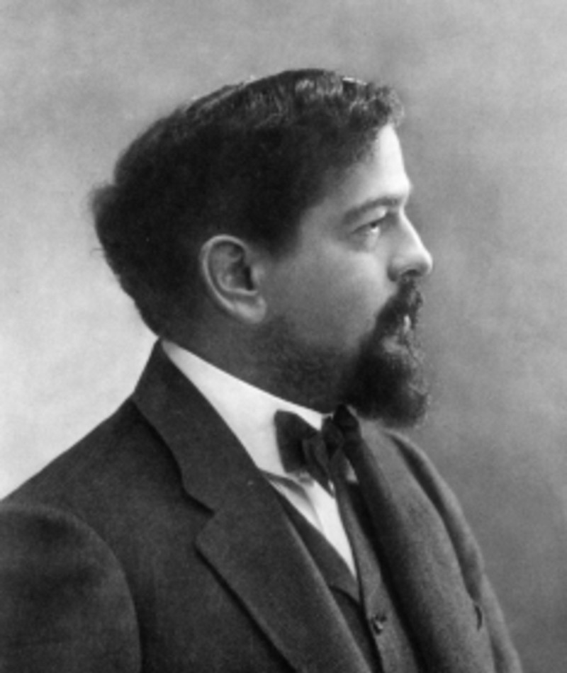 Photo of Claude Debussy