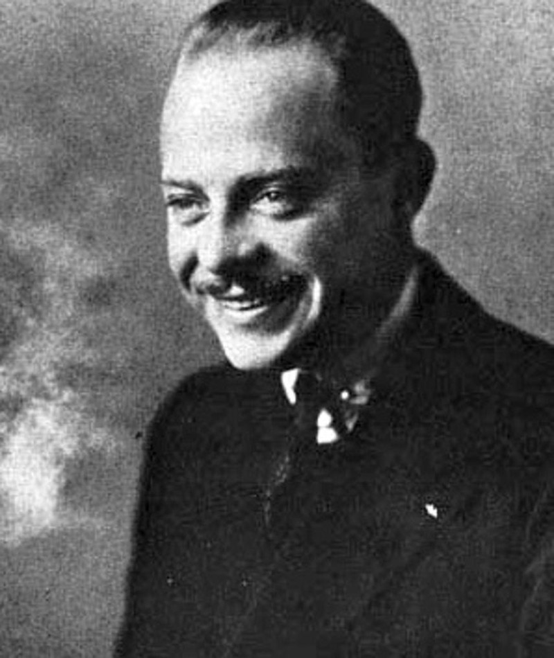 Photo of Harry Beaumont