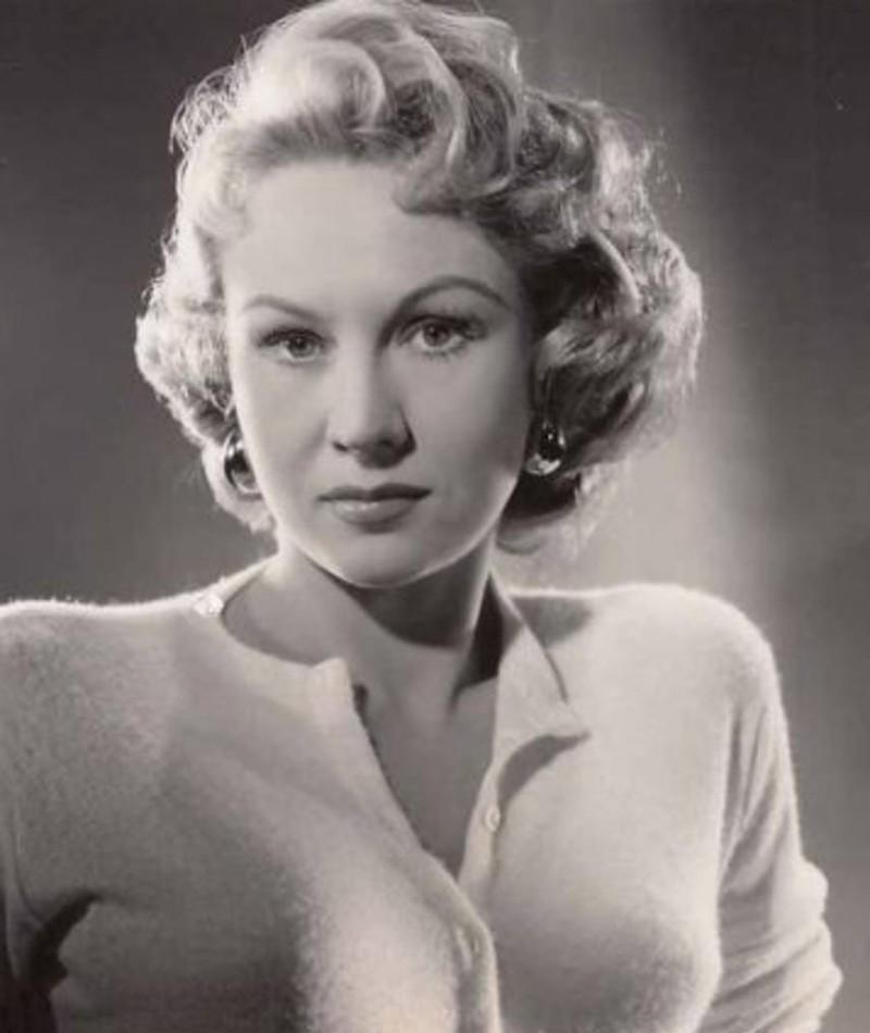 Photo of Virginia Mayo