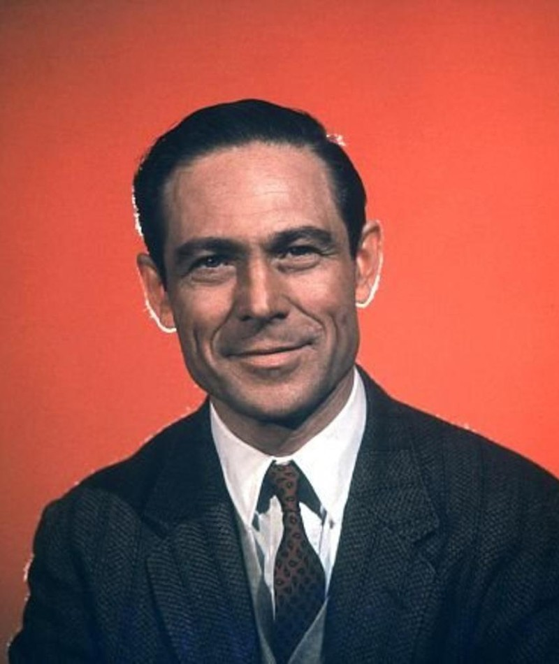 Photo of Joseph Wiseman