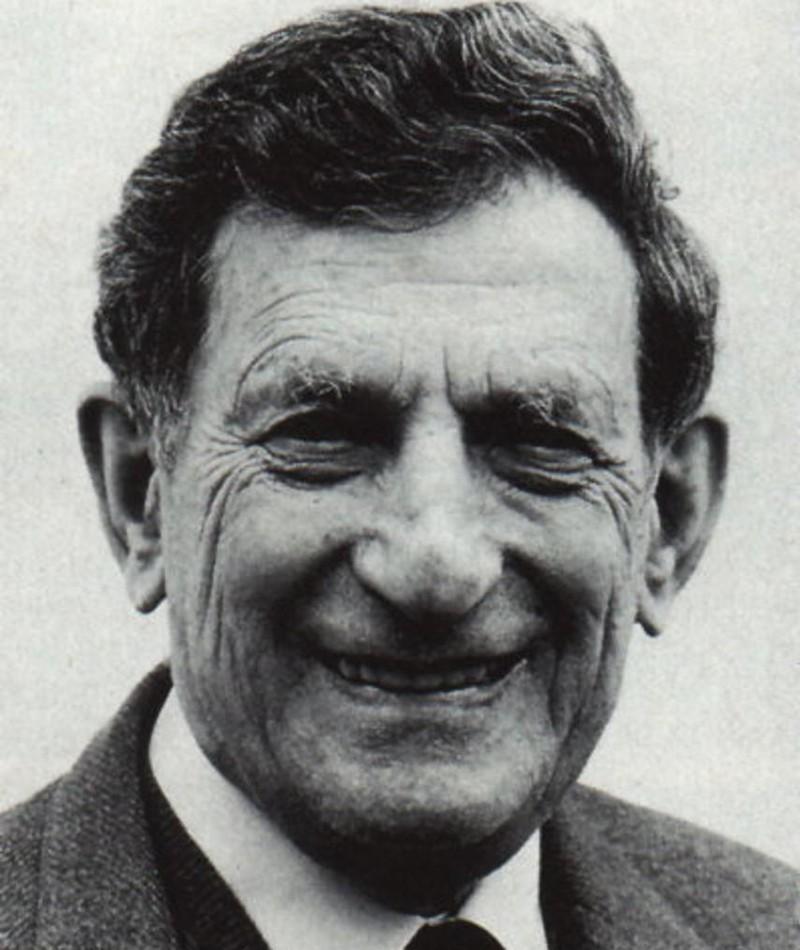 Photo of David Boehm