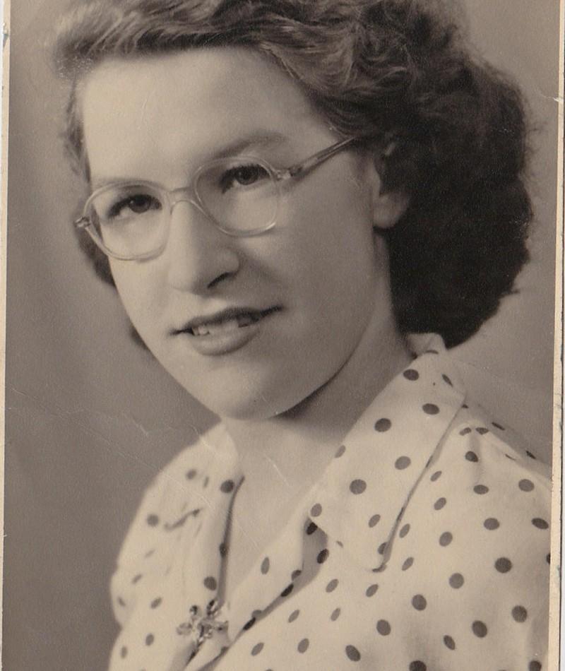 Photo of Joan Alison