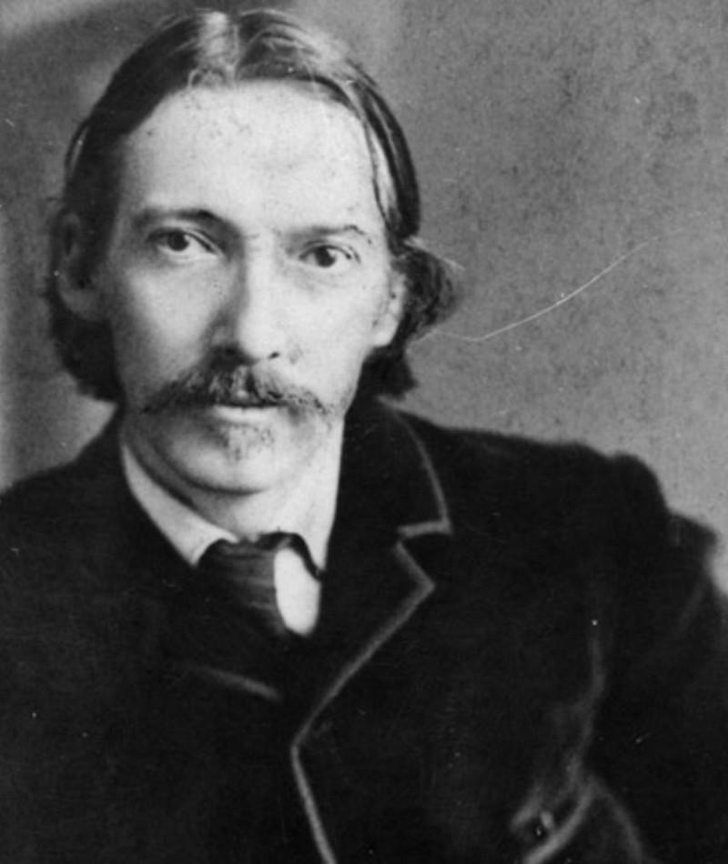 Photo of Robert Louis Stevenson