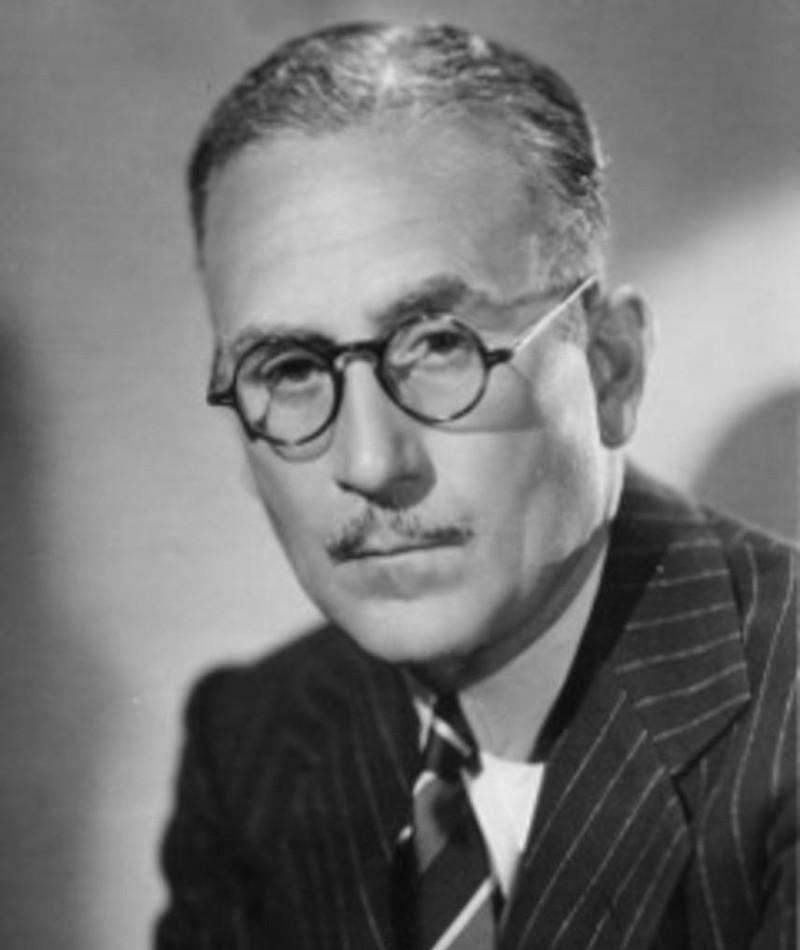 Photo of John Halliday