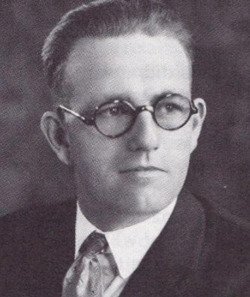 Photo of Richard C. Currier