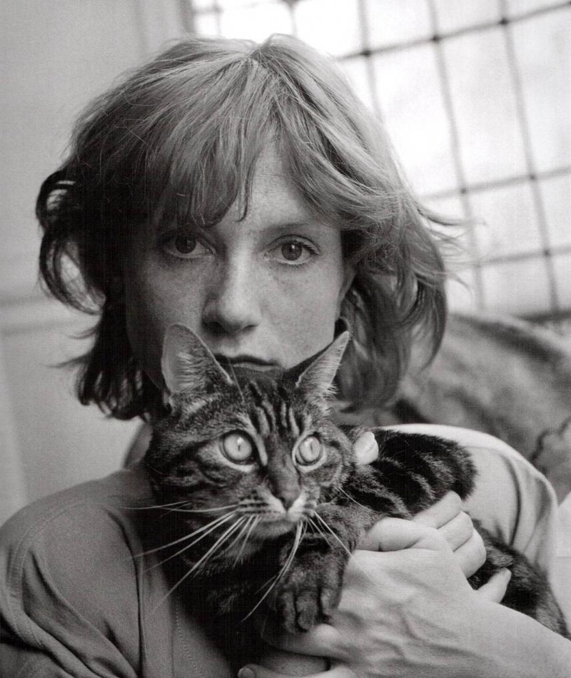 Photo of Isabelle Huppert