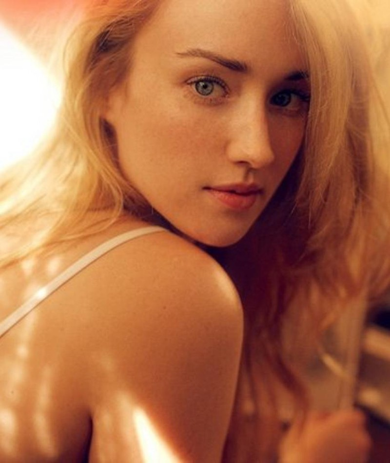 Photo of Ashley Johnson