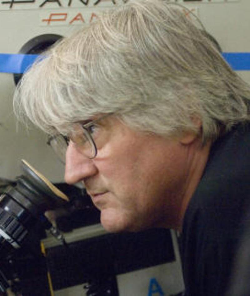 Photo of Lajos Koltai