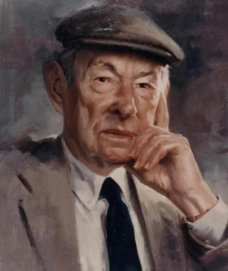 Photo of Herbert Warren