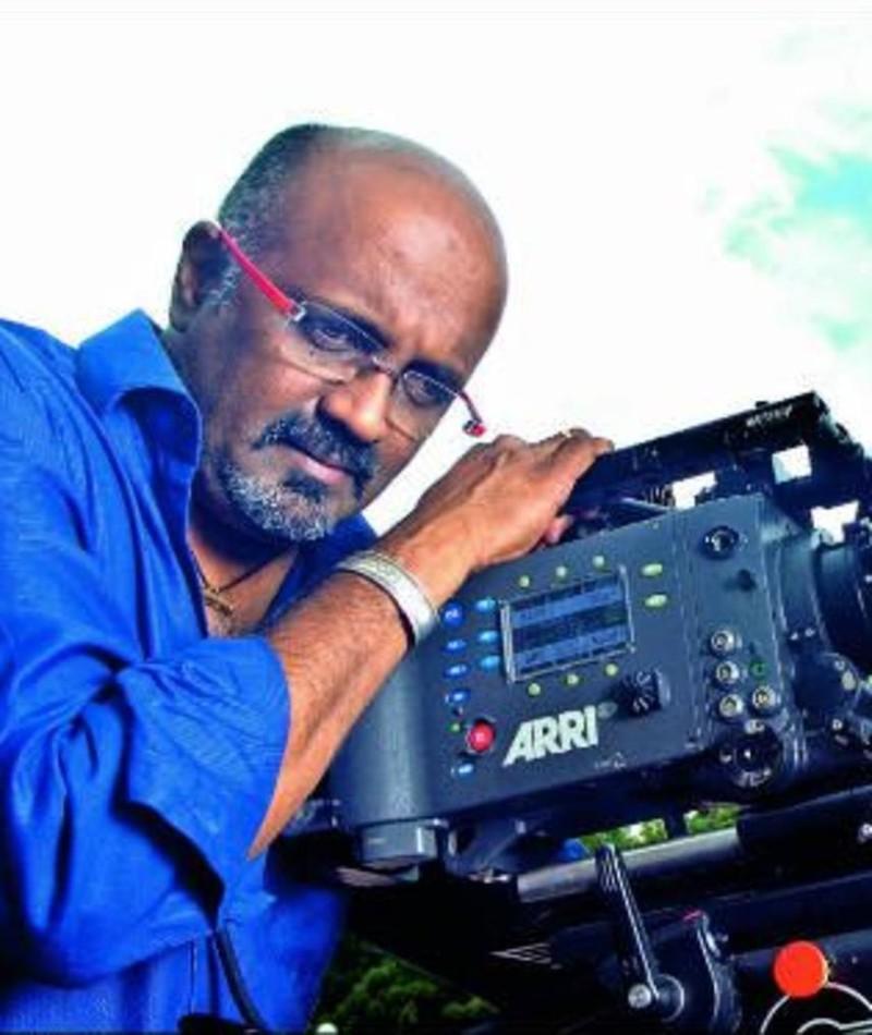 Photo of Ravi K. Chandran
