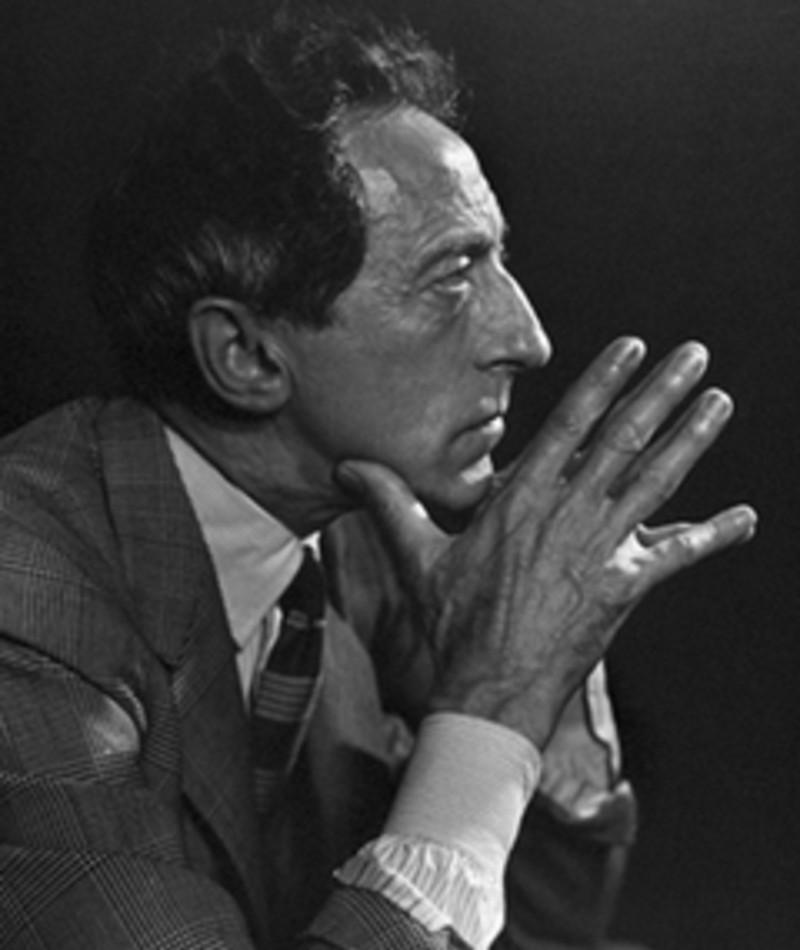 Photo of Jean Cocteau
