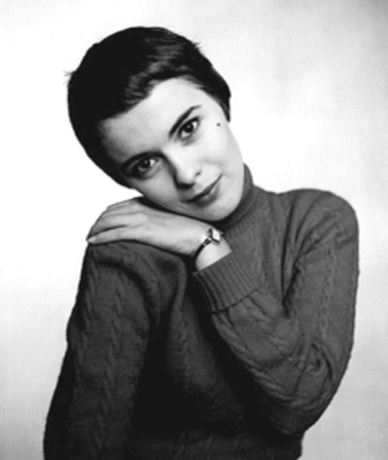 Photo of Jean Seberg