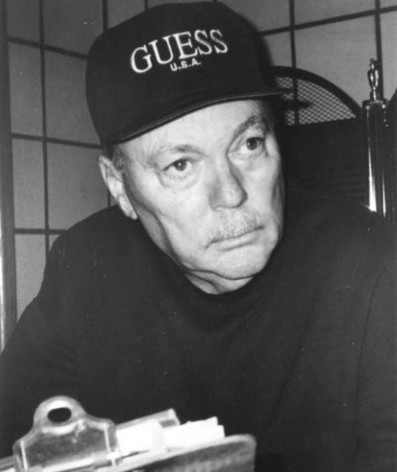 Photo of Charles B. Pierce