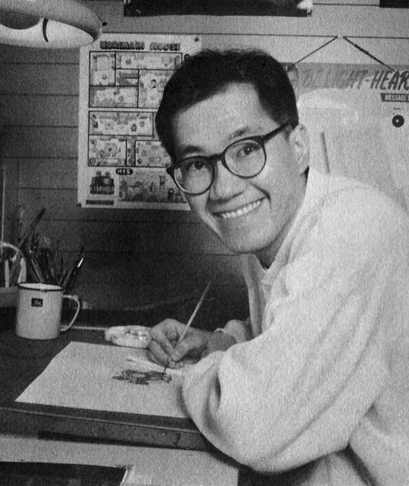 Akira Toriyama – Movies, Bio and Lists on MUBI