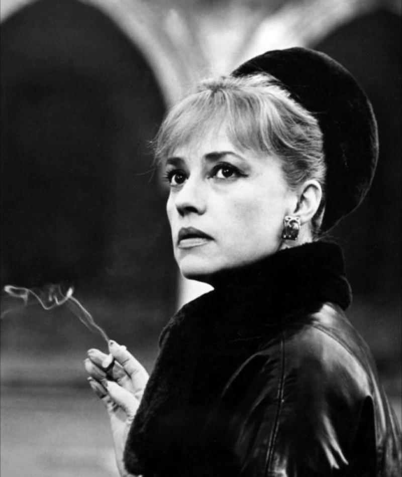 Photo of Jeanne Moreau