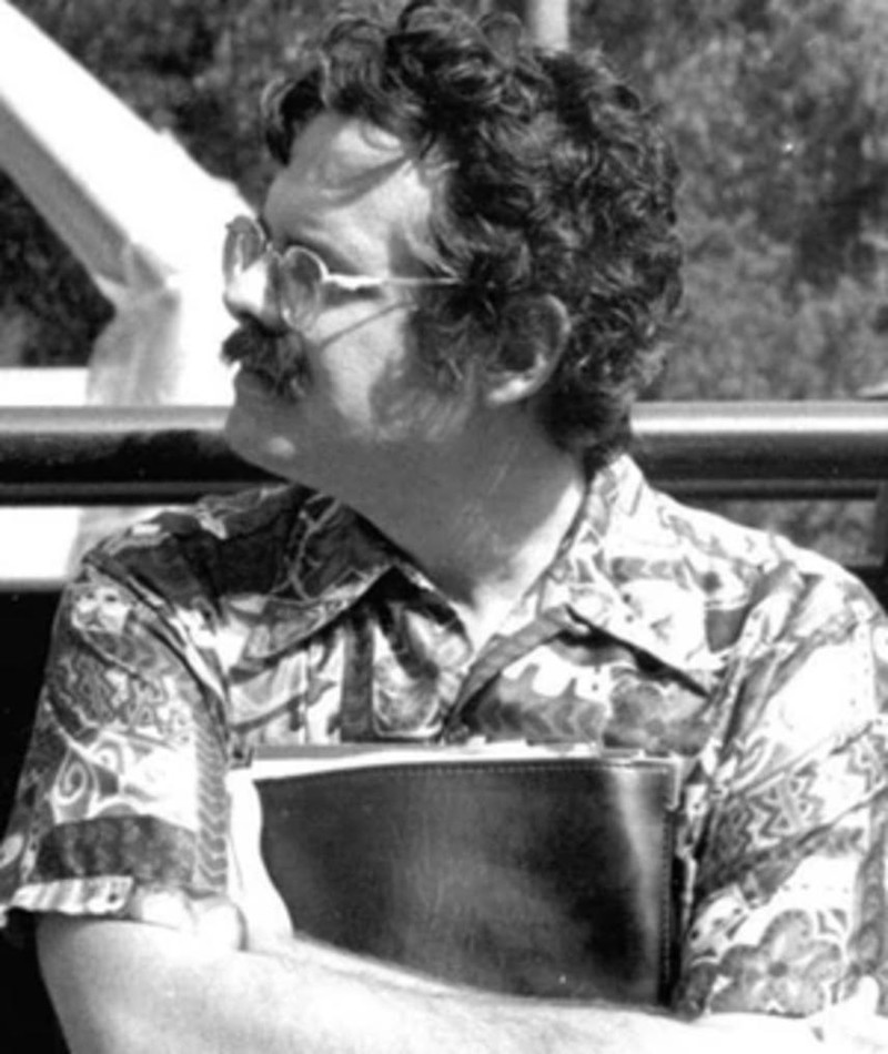 Photo of David Odell