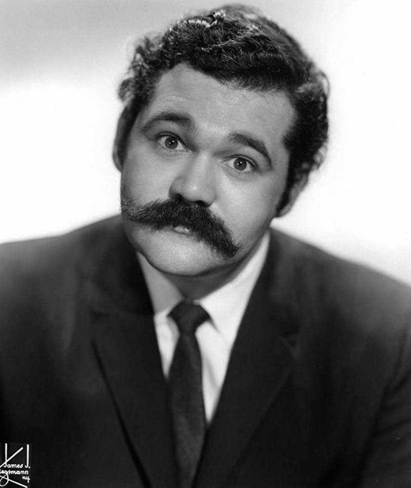 Photo of Avery Schreiber