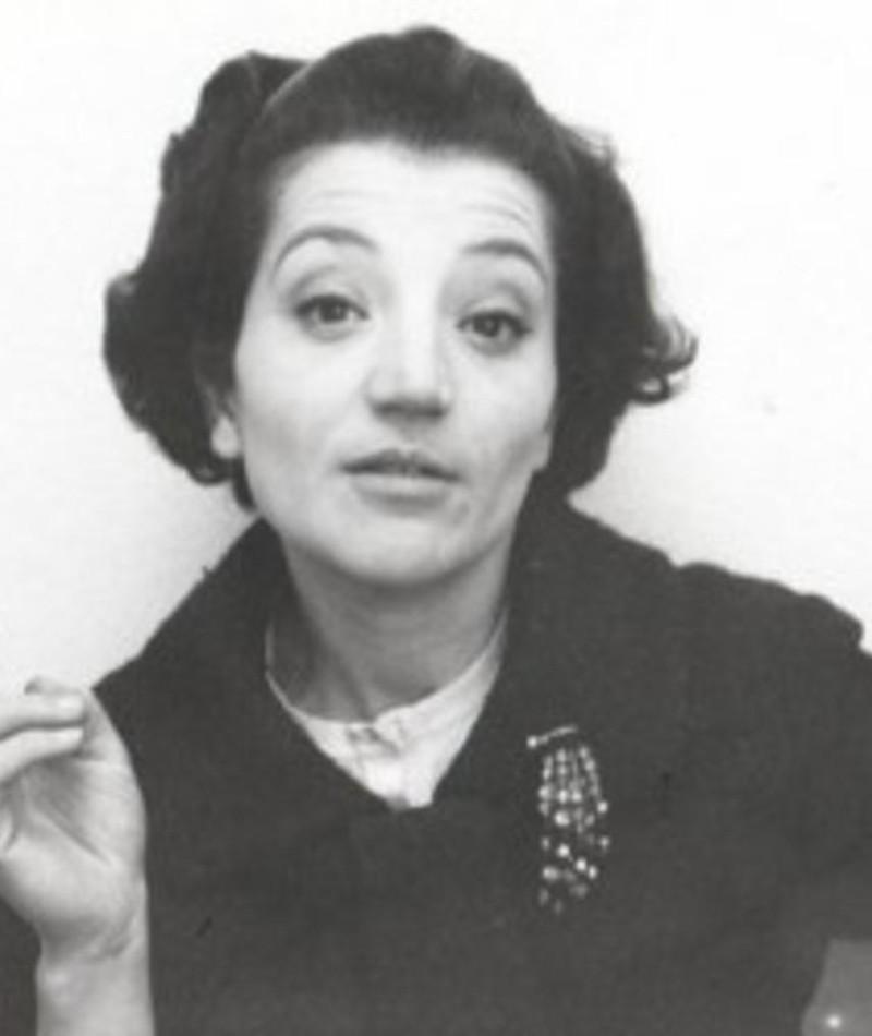 Photo of Cecilia Mangini