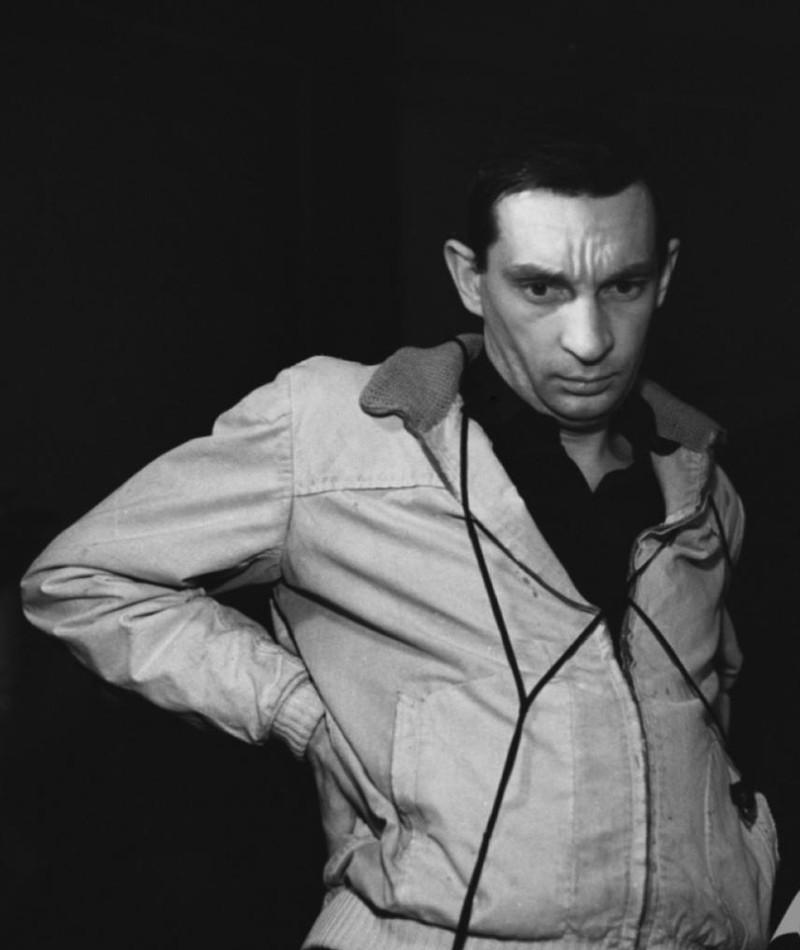 Photo of Jerzy Stawicki