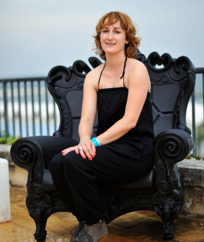 Photo of Jessica Krummacher