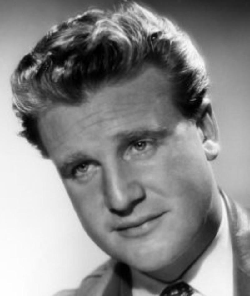 Photo of Donald Houston