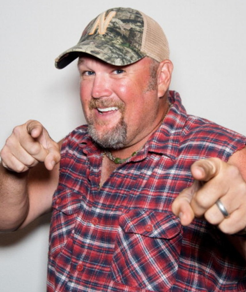 Photo of Larry the Cable Guy