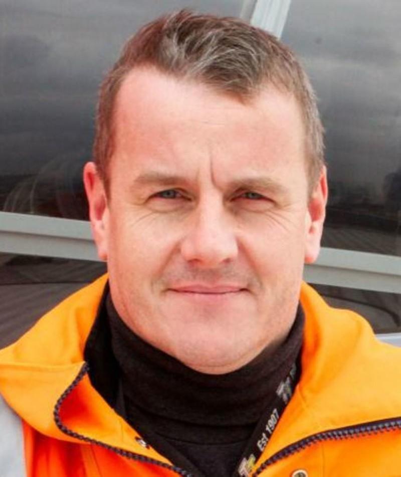 Photo of Gareth Davies