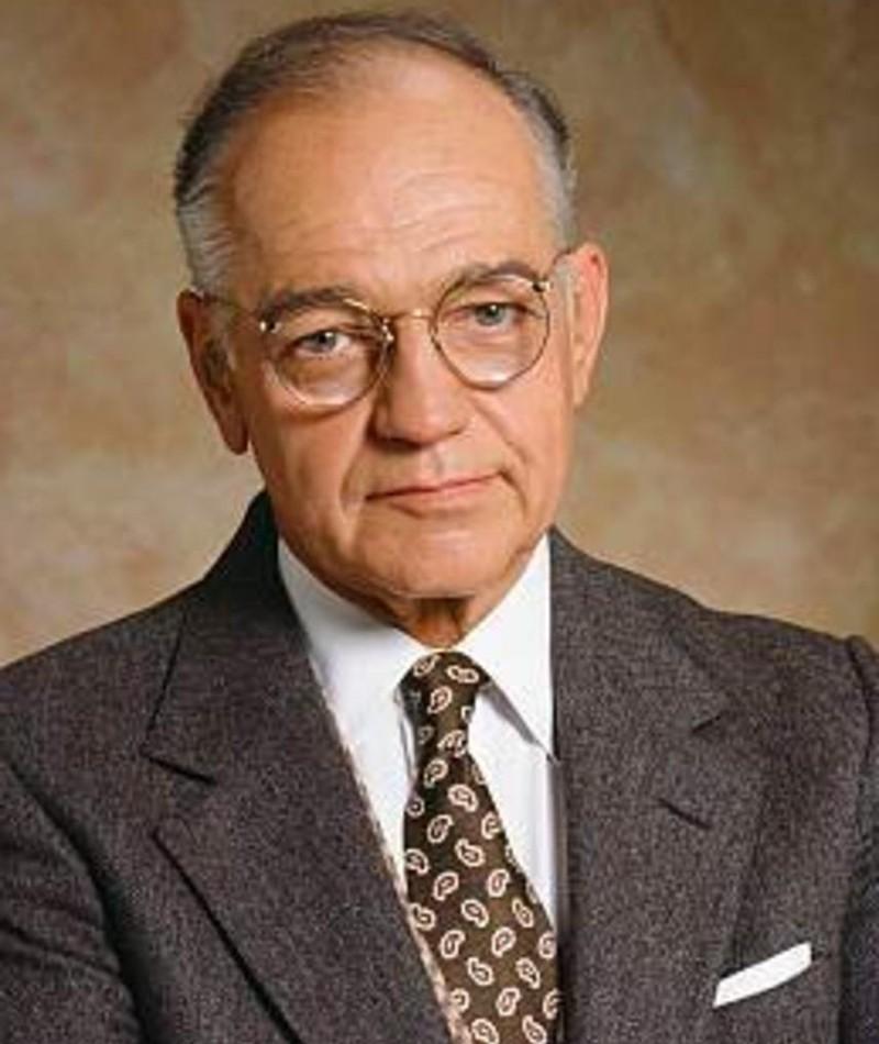 Photo of Richard Dysart