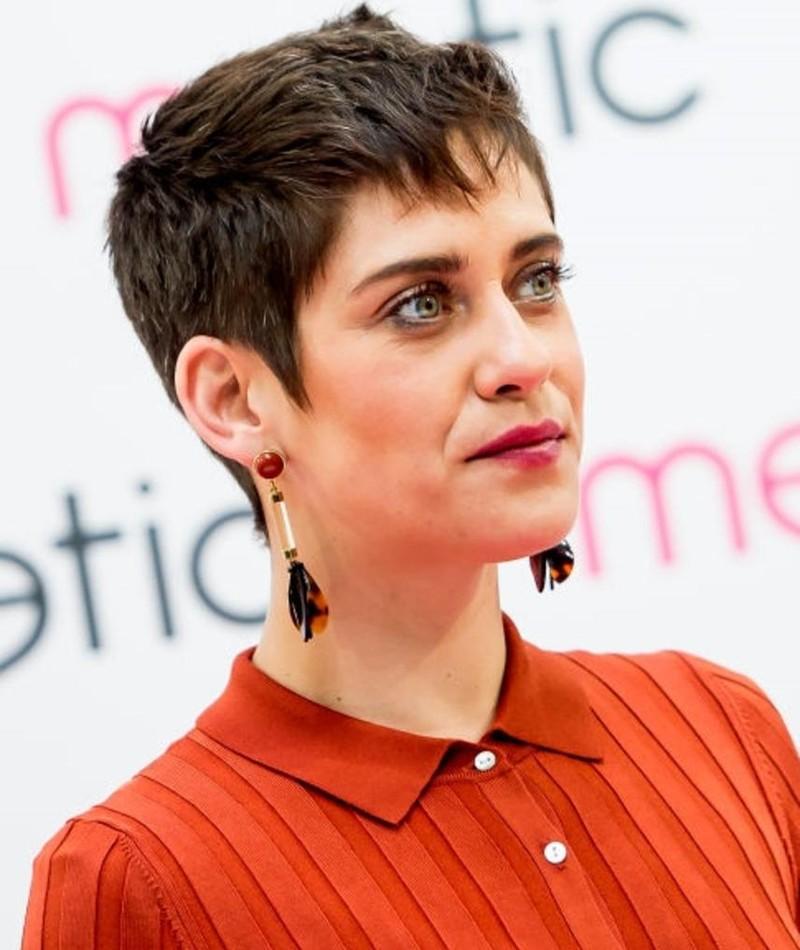 Photo of María León