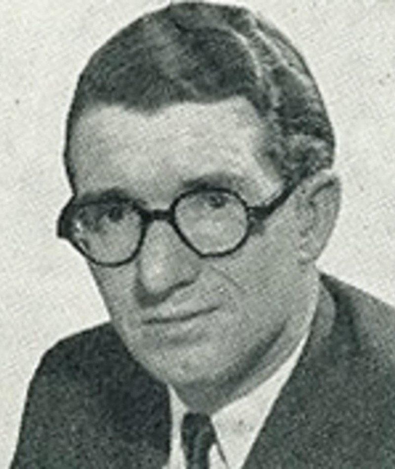 Photo of Cecil McGivern