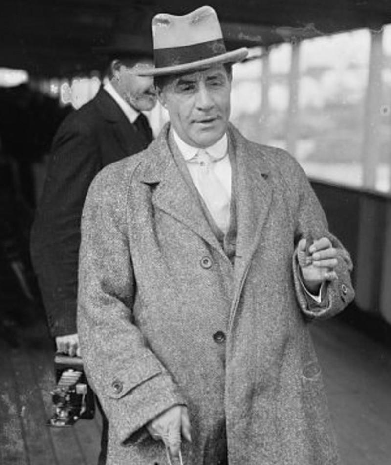 Photo of Claude Benedict