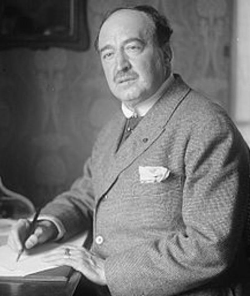 Photo of Vicente Blasco Ibáñez