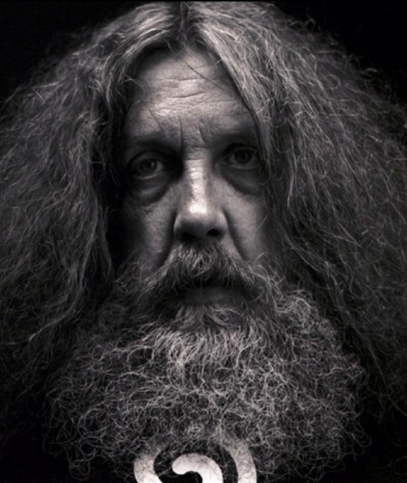 Photo of Alan Moore