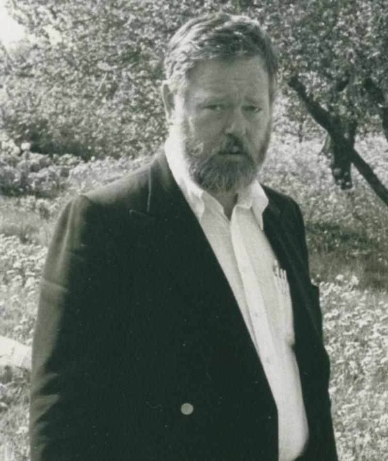 Photo of Bert Sundberg