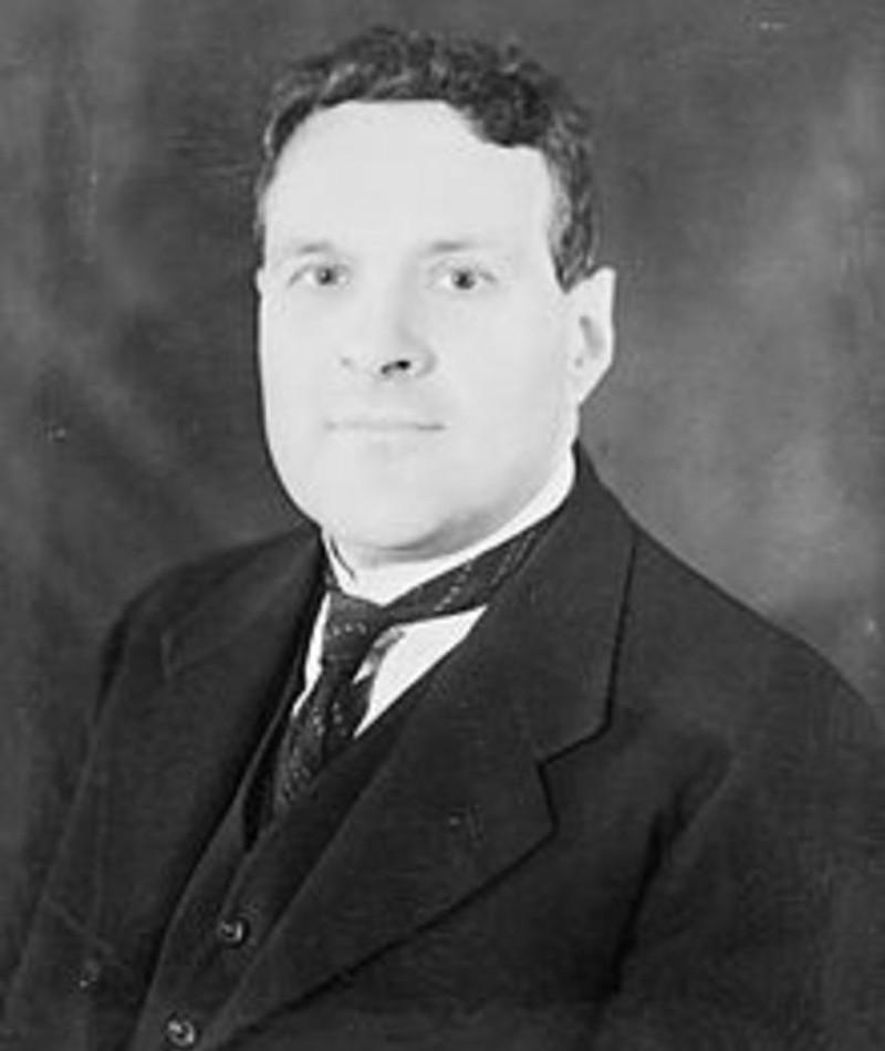 Photo of Maurice Blackburn