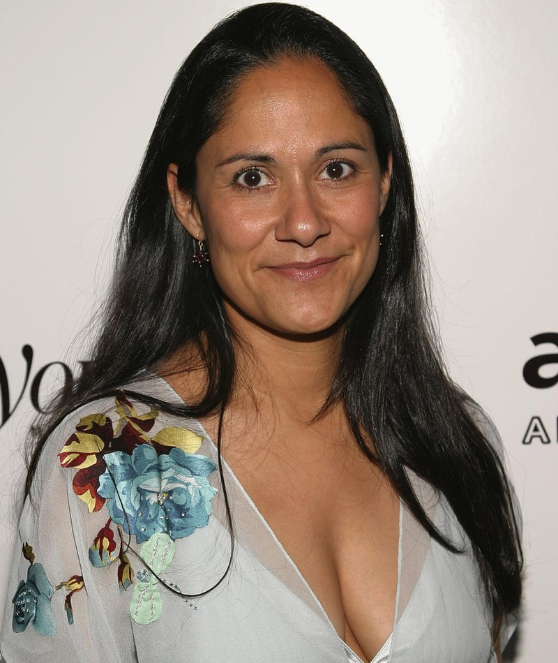 Photo of Sakina Jaffrey