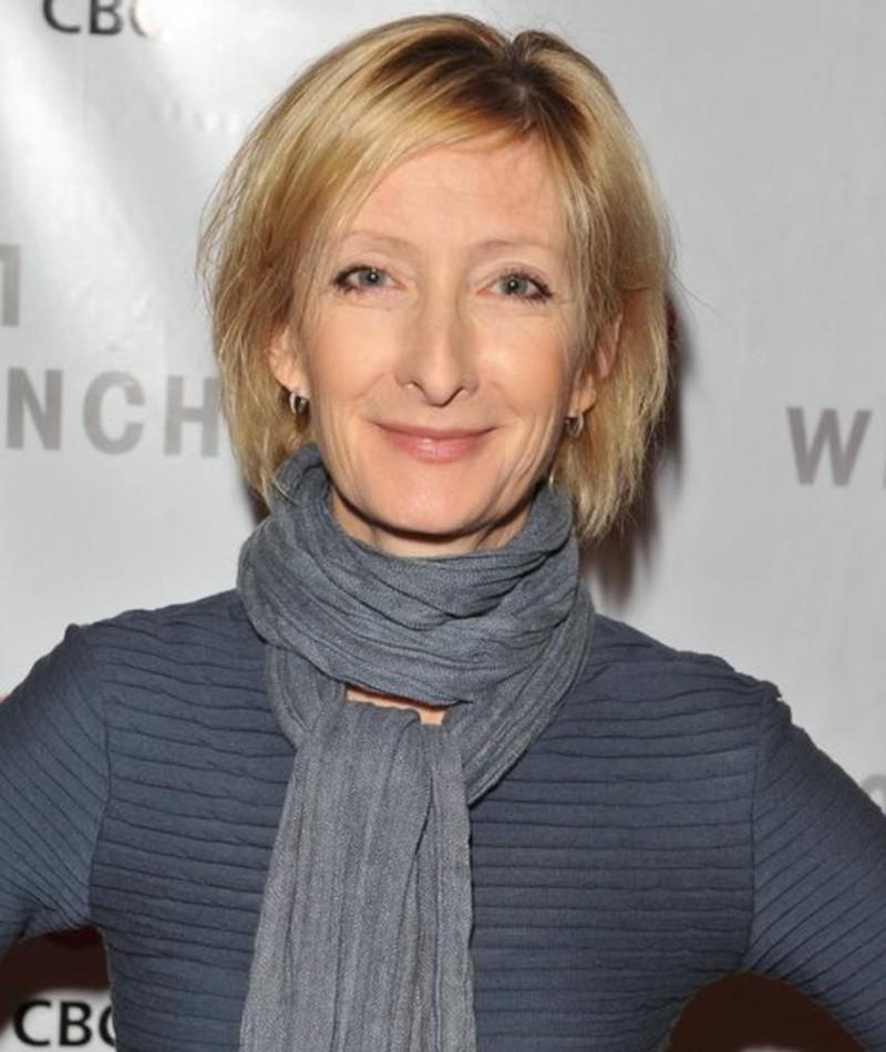 Photo of Sheila McCarthy