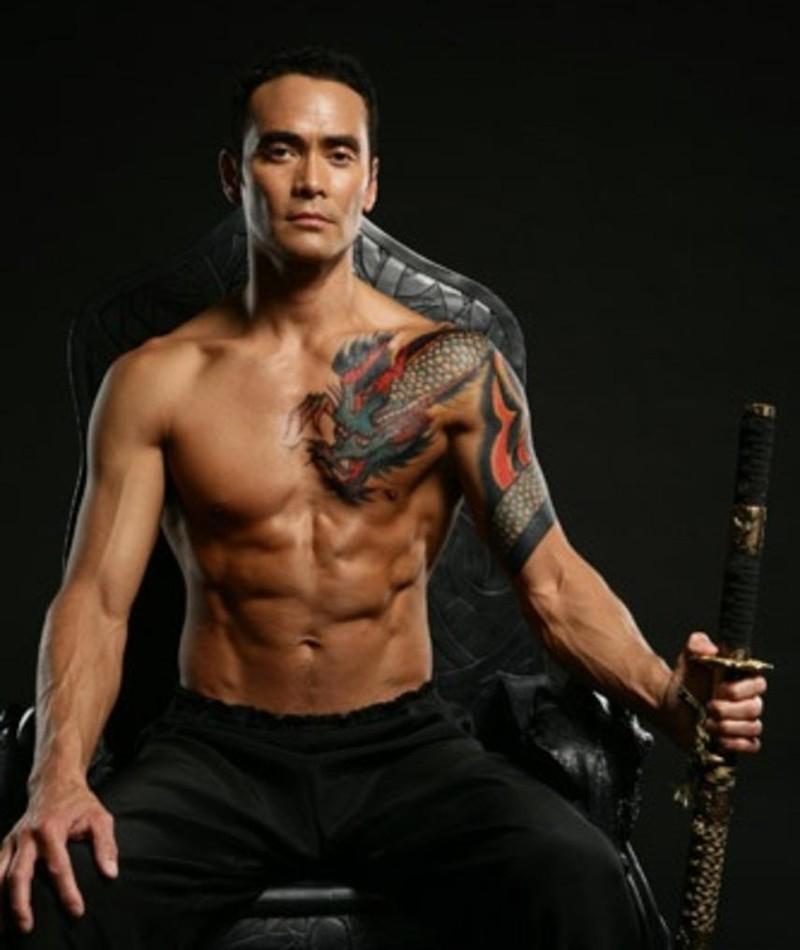 Photo of Mark Dacascos