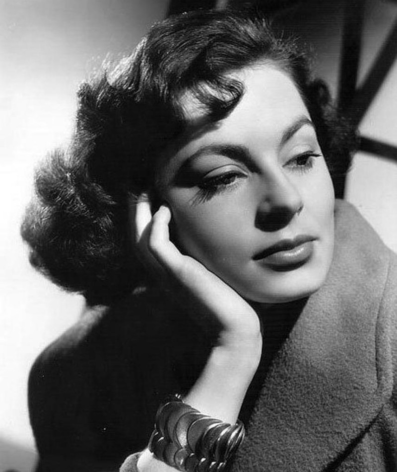 Photo of Viveca Lindfors