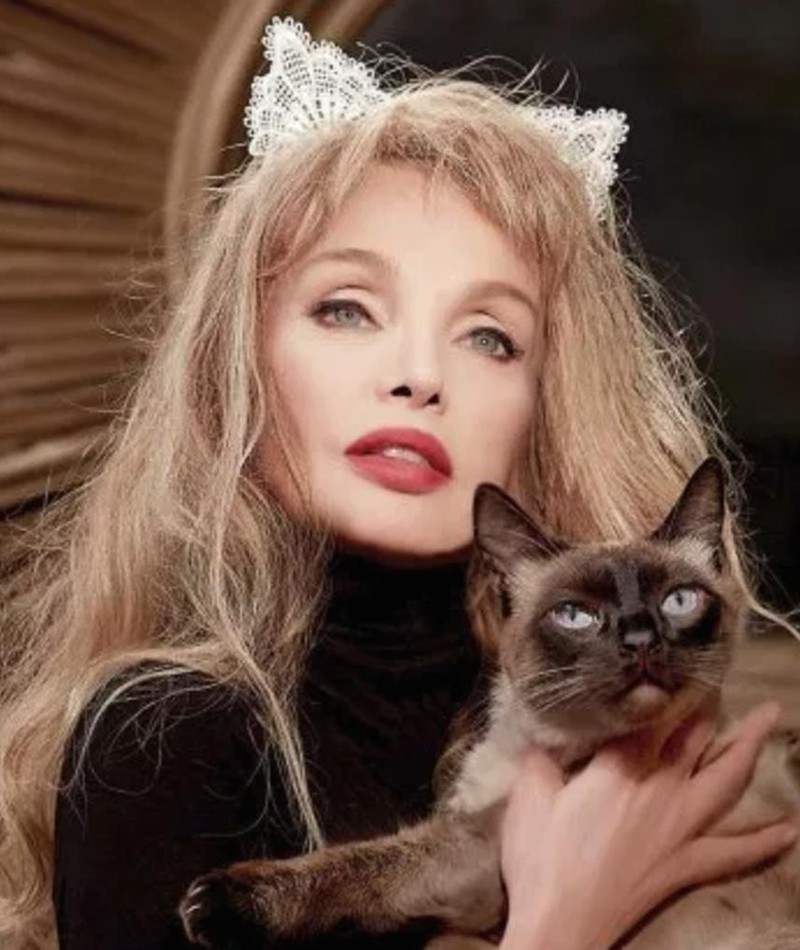 Photo of Arielle Dombasle