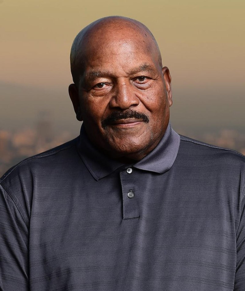 Photo of Jim Brown