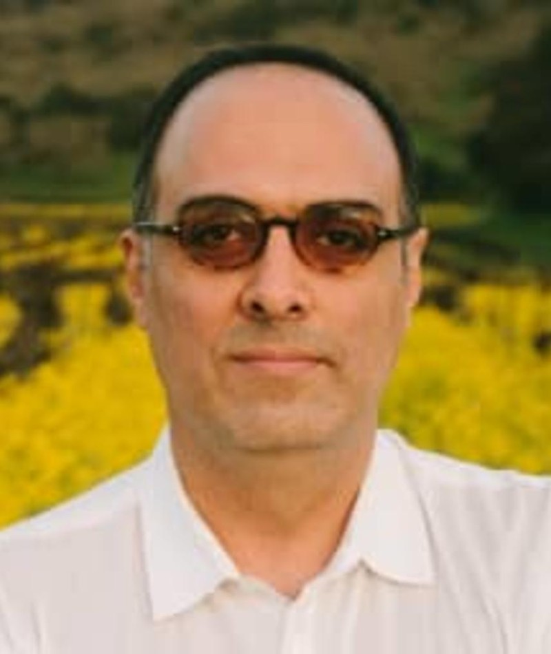Foto de Ahmad Kiarostami