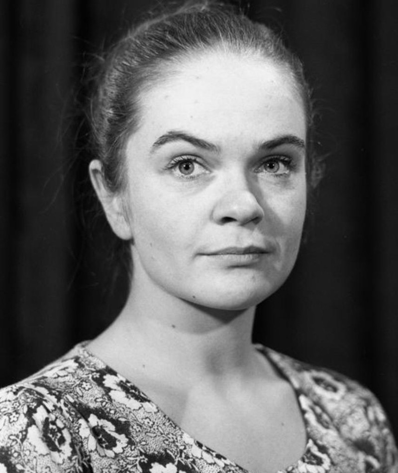 Photo of Anne Marit Jacobsen